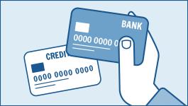 クレジット/キャッシュカード