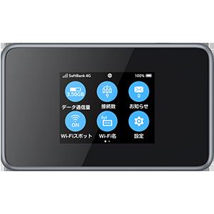 Pocket WiFi 802ZT