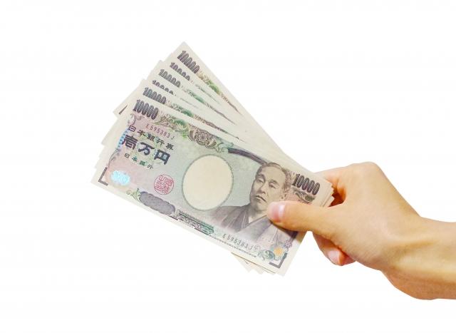 日本で唯一その場で現金キャッシュバック