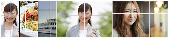 【AQUOS Xx3】は適切なアドバイスで撮影を助けてくれる「フレーミングアドバイザー」を搭載01。