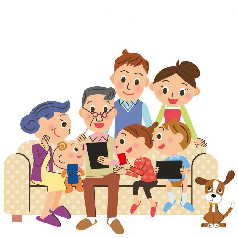 5分でわかる【家族データシェア】のメリット!