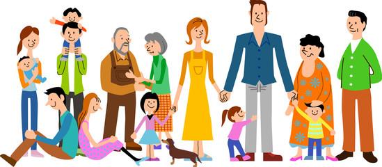 みんな家族割ご紹介の適用条件