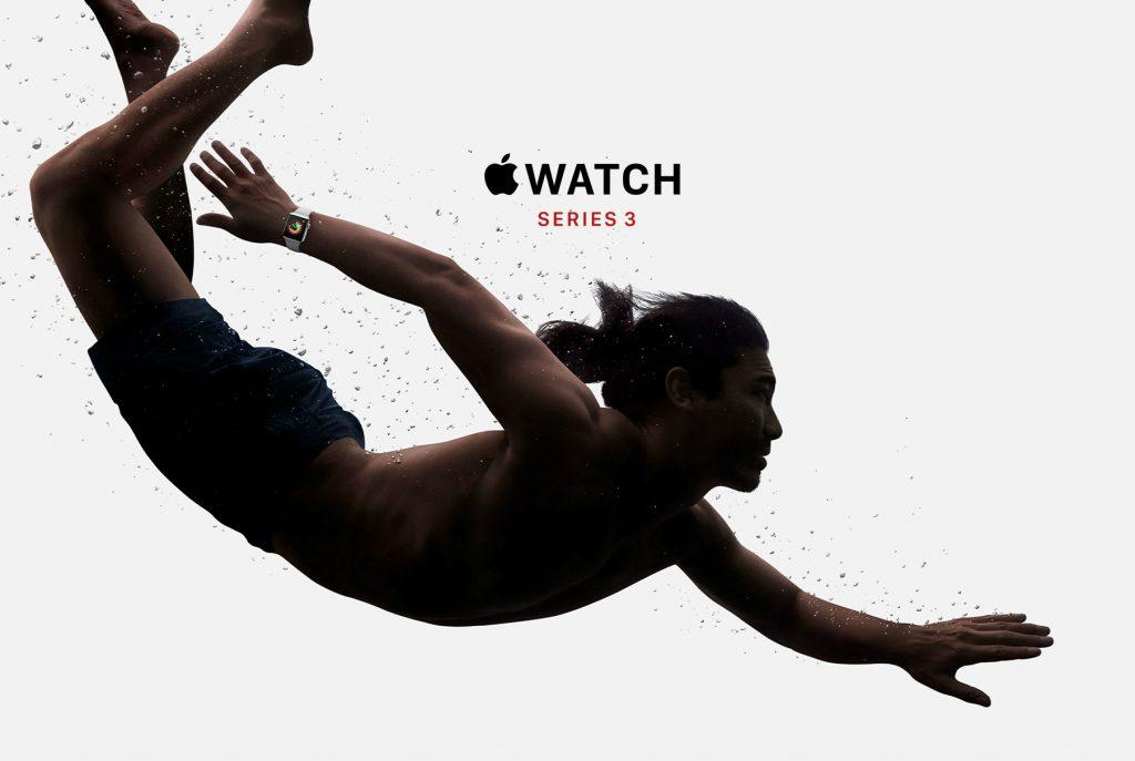 AppleWatch3がLTEを搭載してより自由に