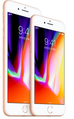 iphone8 iphone8 plus比較