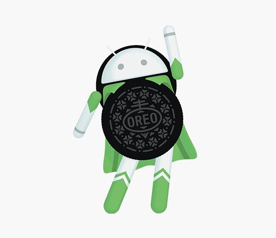 アップデートが行われ常に最新のGoogle機能が利用できる。