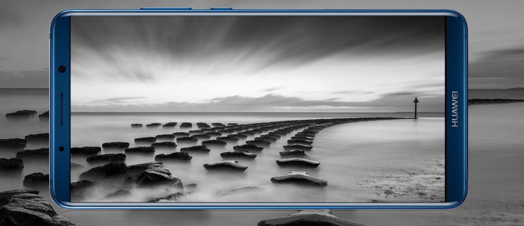 HUAWEI Mate 10 Proは6インチスクリーンで迫力満点!