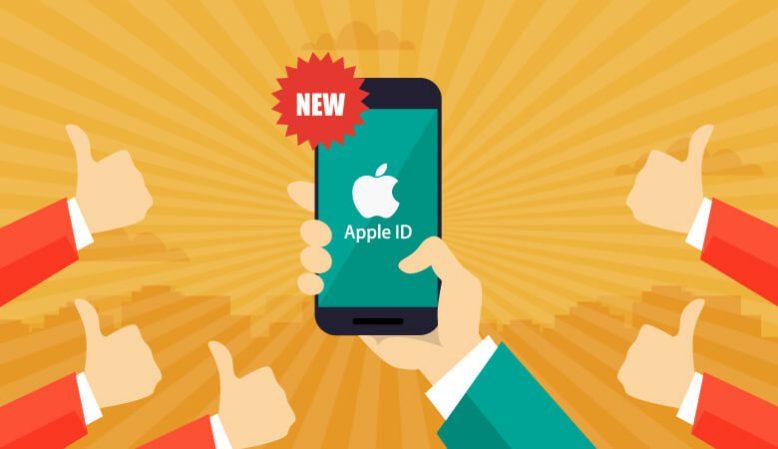 Apple IDをキャリアメールに設定している場合の変更方法