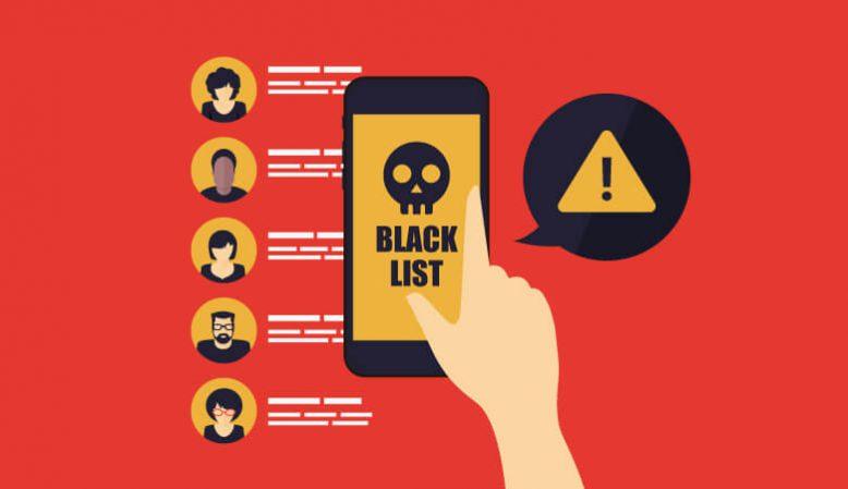 半年での携帯乗り換えはブラックリスト入り?短期解約は要注意!