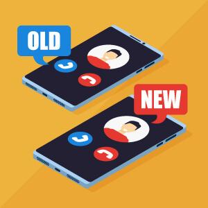 携帯乗り換えで番号変更はできるのか?手続きの流れと注意点