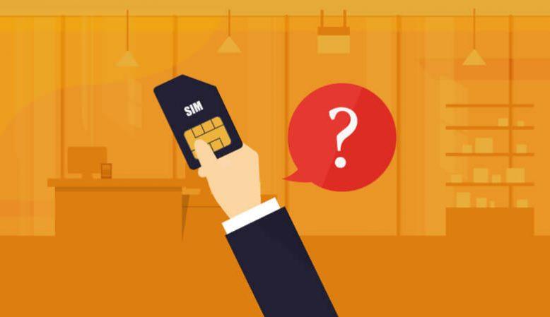 MNPする前のSIMカードは返却しないとだめ?