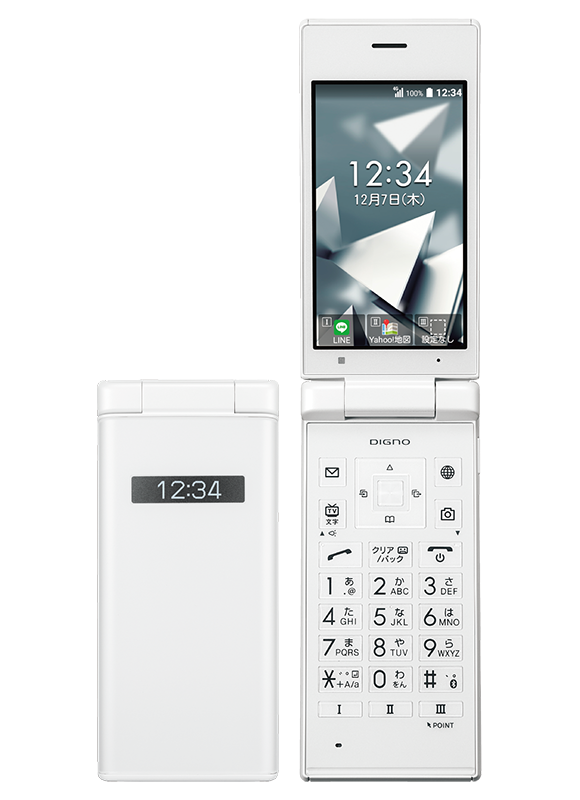 ソフトバンクおすすめ携帯 DINGOケータイ2