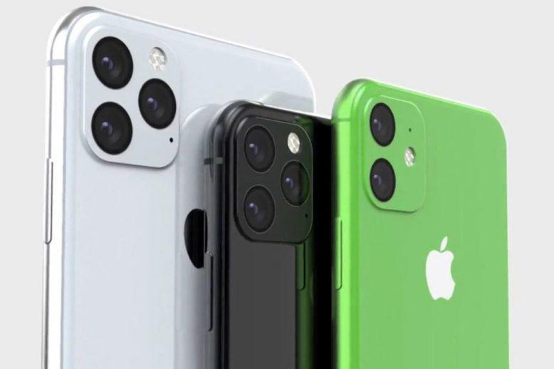 新型iPhoneはトリプルレンズで確定!気になるデザインは?