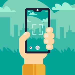 新型iPhoneはトリプルカメラ!新機能「スマートフレーム」紹介!
