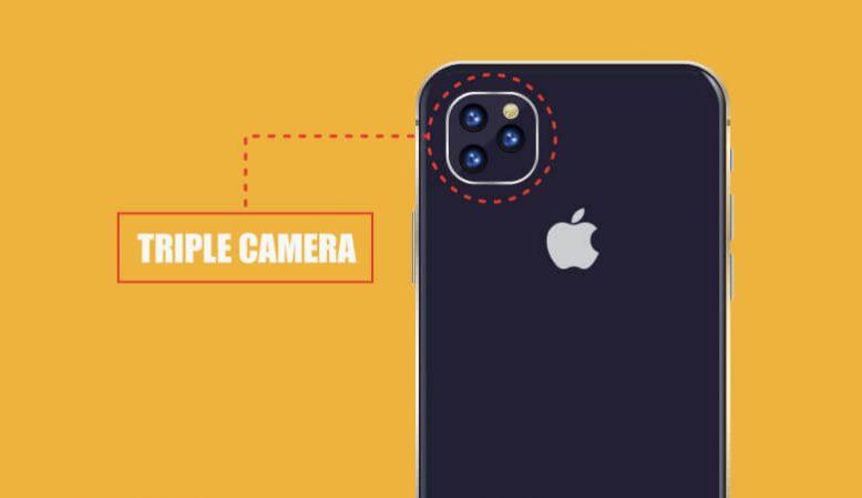 新型iPhoneにトリプルカメラを搭載するメリット