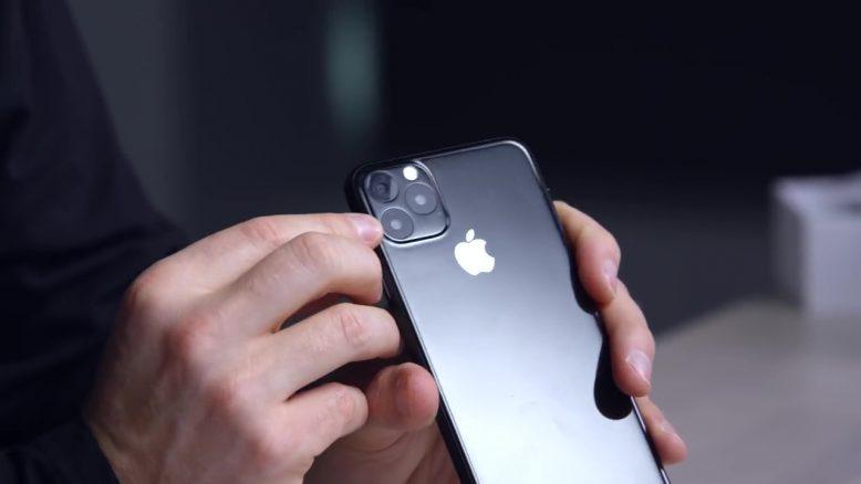 新型iPhone 画像②