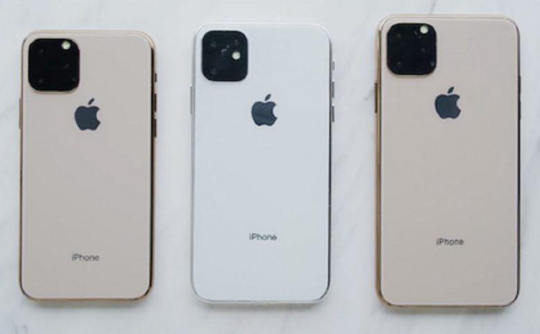 iPhone11 デザイン