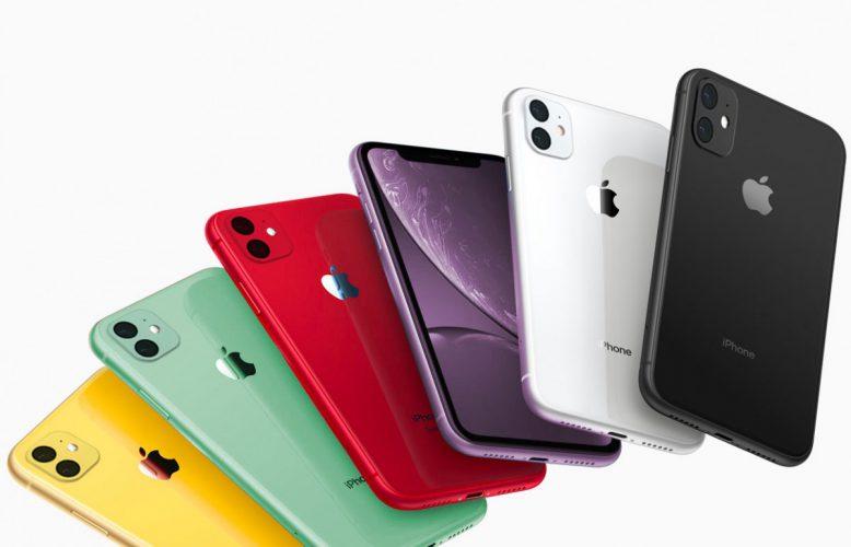 iPhone11R カラー