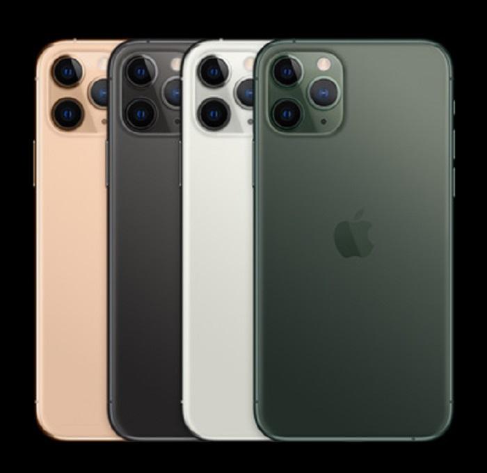 iPhone11 Pro カラー