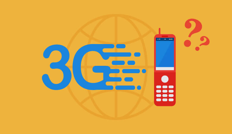 それ、本当に「ガラケー(3Gケータイ)」ですか?