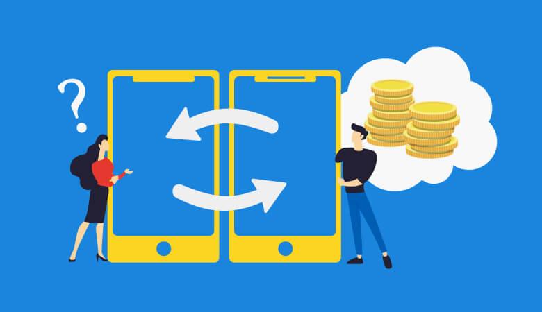 ソフトバンクの携帯乗り換え・機種変更で使える割引キャンペーン