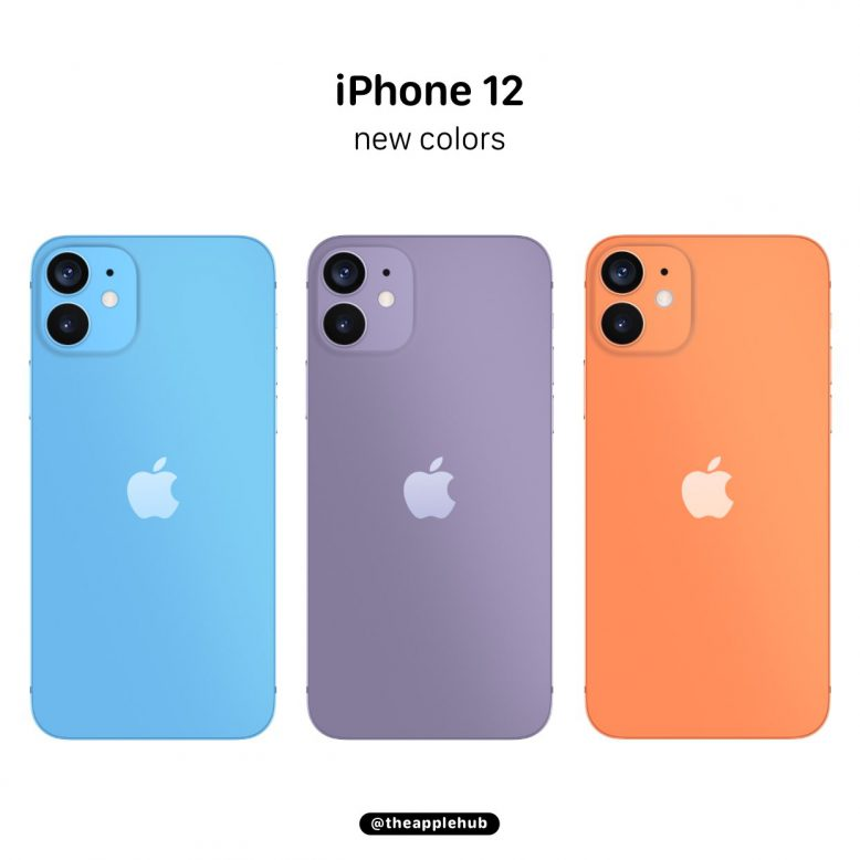 iPhone12 色
