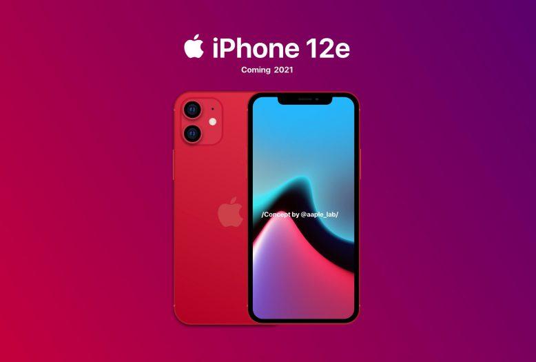 iPhone12e
