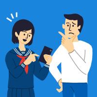中学生のスマホ事情を解明!人気のiPhoneの格安入手法もご紹介