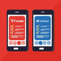 【かんたん解説】Y!mobileとソフトバンクの違いって?それぞれの特徴