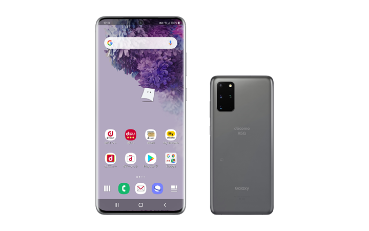 Galaxy S20+ 5G(6.7インチ)