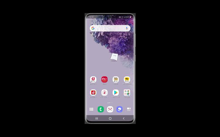 Galaxy S20 5G(6.2インチ)
