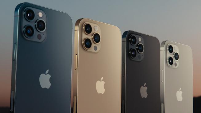 iPhone12 Pro カラー