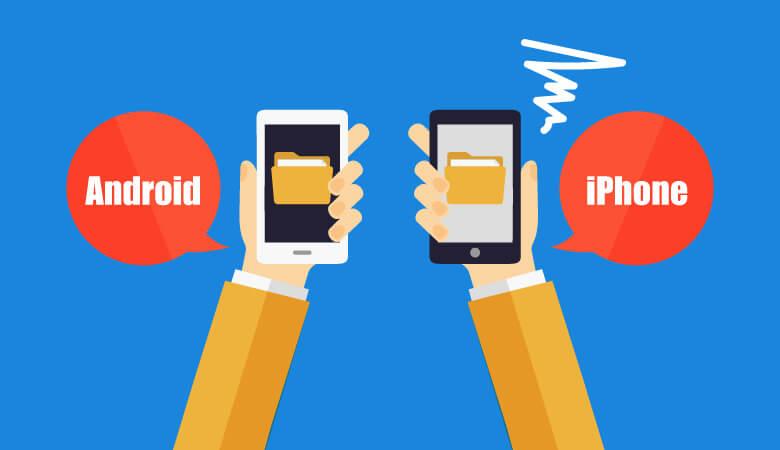 AndroidとiPhoneの違いって?乗り換えたら後悔する?特徴を比較