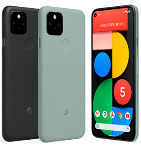 Google Pixel 5の画像
