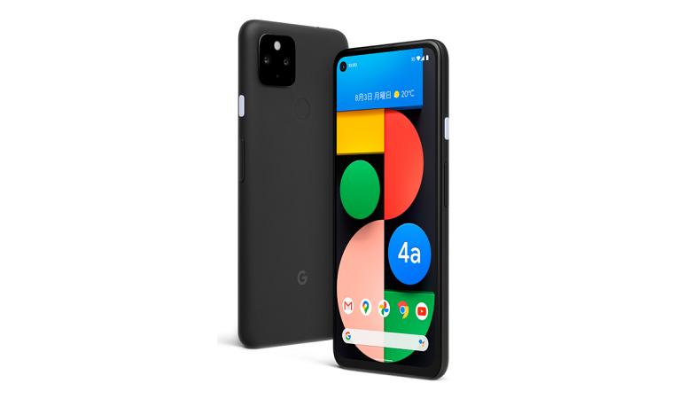Google Pixel 4a (5G)の画像