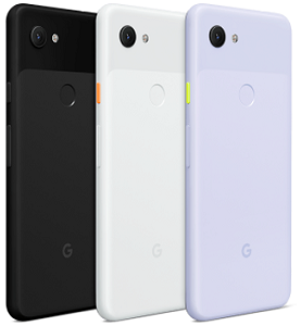Google Pixel 3a・Google Pixel 3a XLの画像