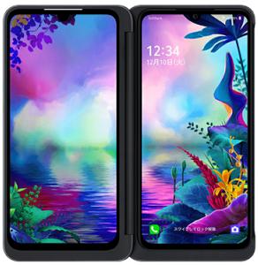 LG G8X ThinQの画像