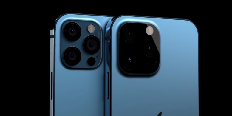 iPhone13 カメラ