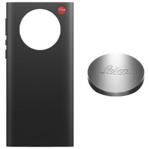 LEITZ PHONE 1の専用ケースとレンズキャップの画像