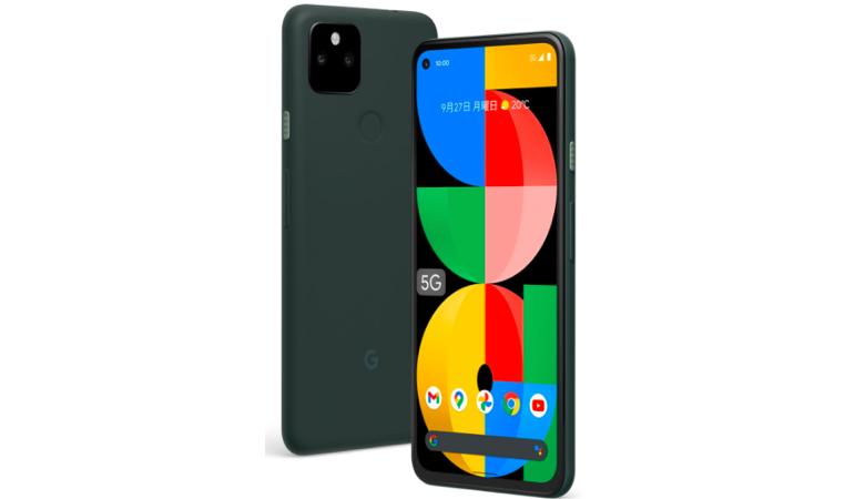 Google Pixel 5a (5G)のスペックを徹底解説!価格・発売日も