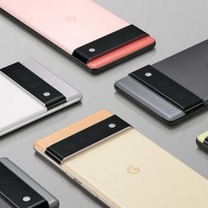 Google Pixel 6 / 6 Proはいつ発売?スペック・価格など最新情報まとめ