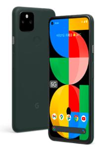 Google Pixel 5a (5G)の画像