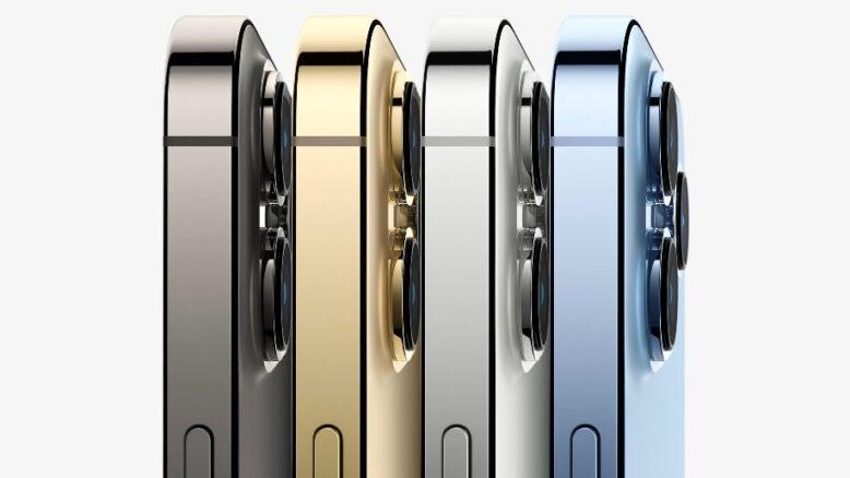 iPhone13 Pro カラー