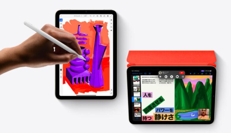 【対応アクセサリ】iPad miniは第2世代のApple Pencilに対応。磁石で取り付け、ワイヤレスで充電可能