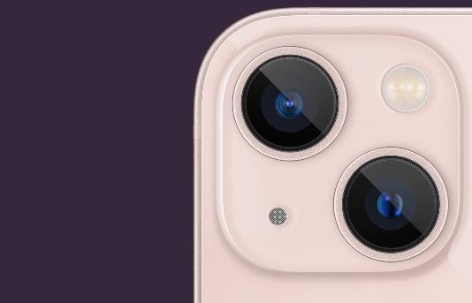 iPhone13 カメラレンズ